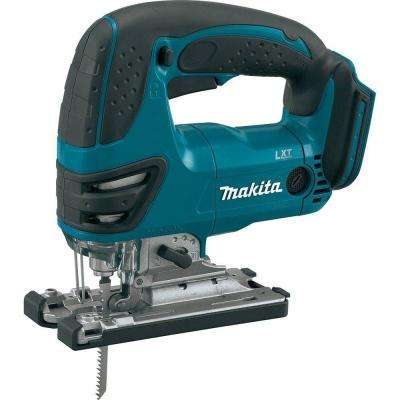 18-Volt LXT Lithium-Ion Cordless Jig Saw (Tool-Only)