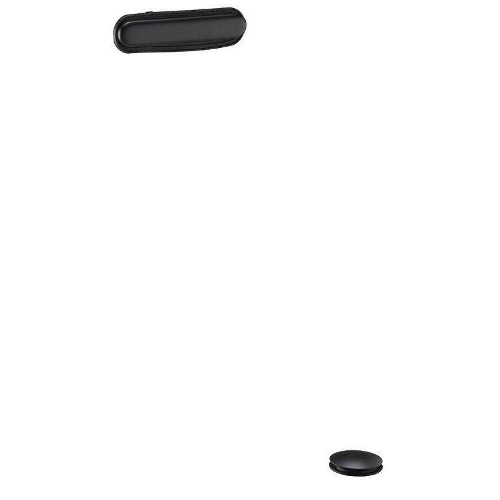 KOHLER Clearflo Bath and Shower Drain in Oil-Rubbed Bronze-DISCONTINUED