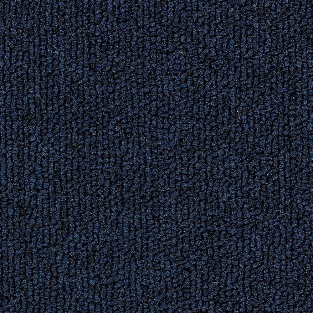 TrafficMASTER Bottom Line 26 - Color Royal 12 ft. Carpet