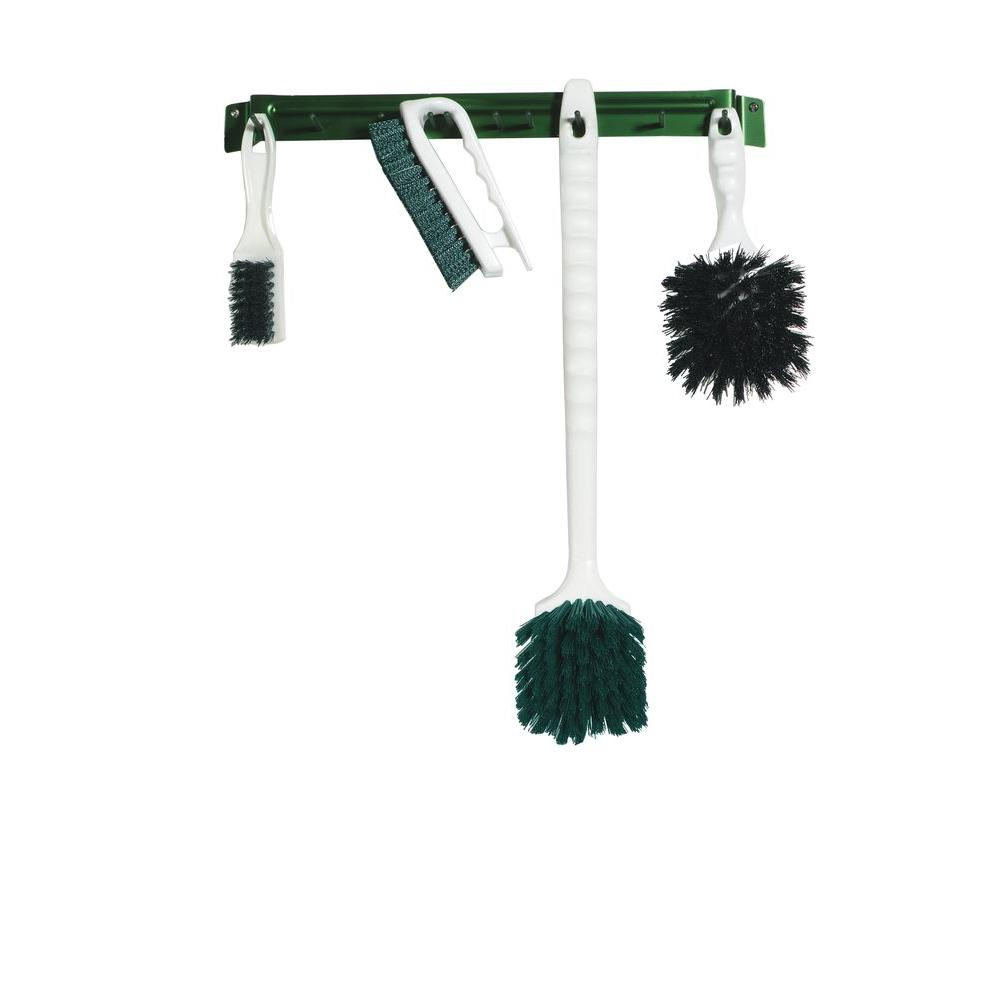 Produce Supermarket Complete Kit Cleaning Tools in Green