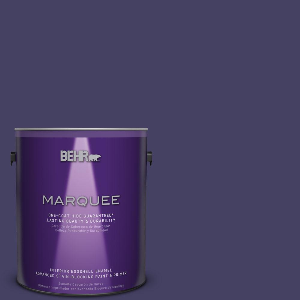 1 gal. #MQ5-44 Heraldic One-Coat Hide Eggshell Enamel Interior Paint