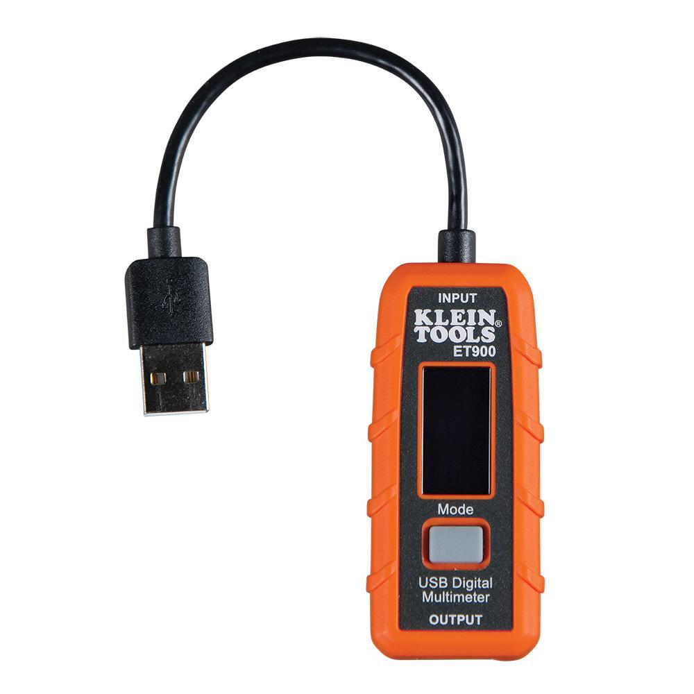 Type A USB Digital Multimeter