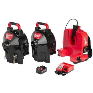 Milwaukee M18 FUEL 18-Volt Lithium-Ion Brushless Cordless Drain Cleaning 1/2... by Milwaukee