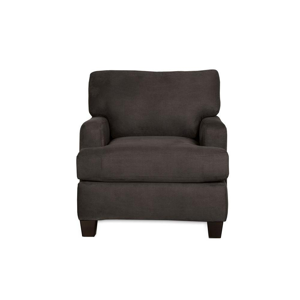 Sofab Legend Fabric Chair in Gray