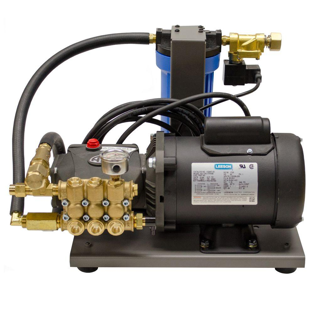 AR Pro Series 0.5 GPM Direct Drive Pump System