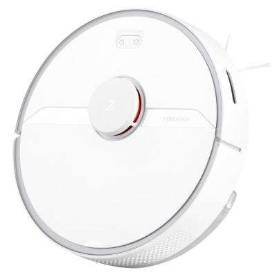 S6 Pure Robot Vacuum Cleaner and Mop System - White