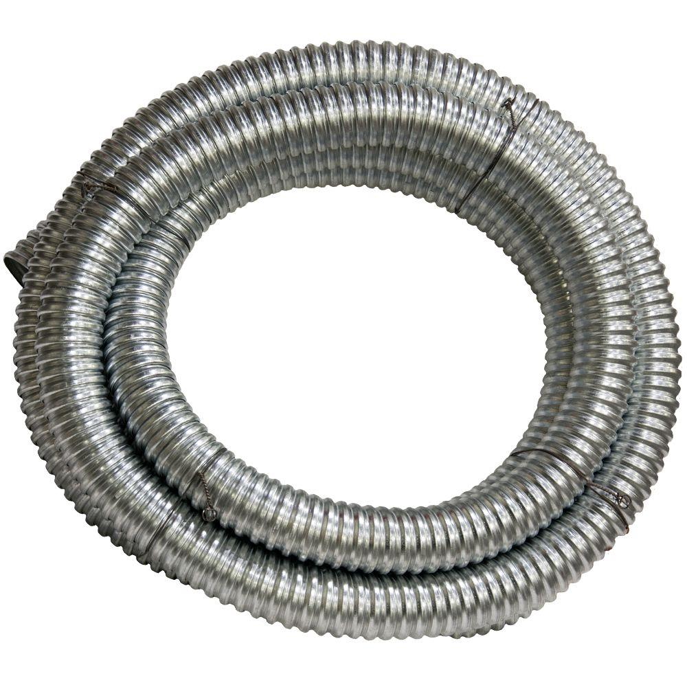 Afc Cable Systems 2 In X 25 Ft Flexible Steel Conduit