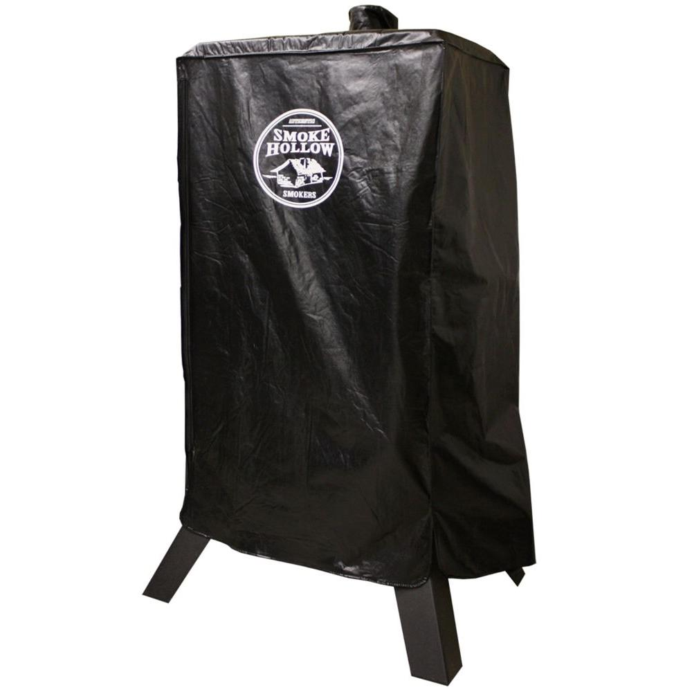 Smoke Hollow Extra Large Vertical Smoker Cover, Black