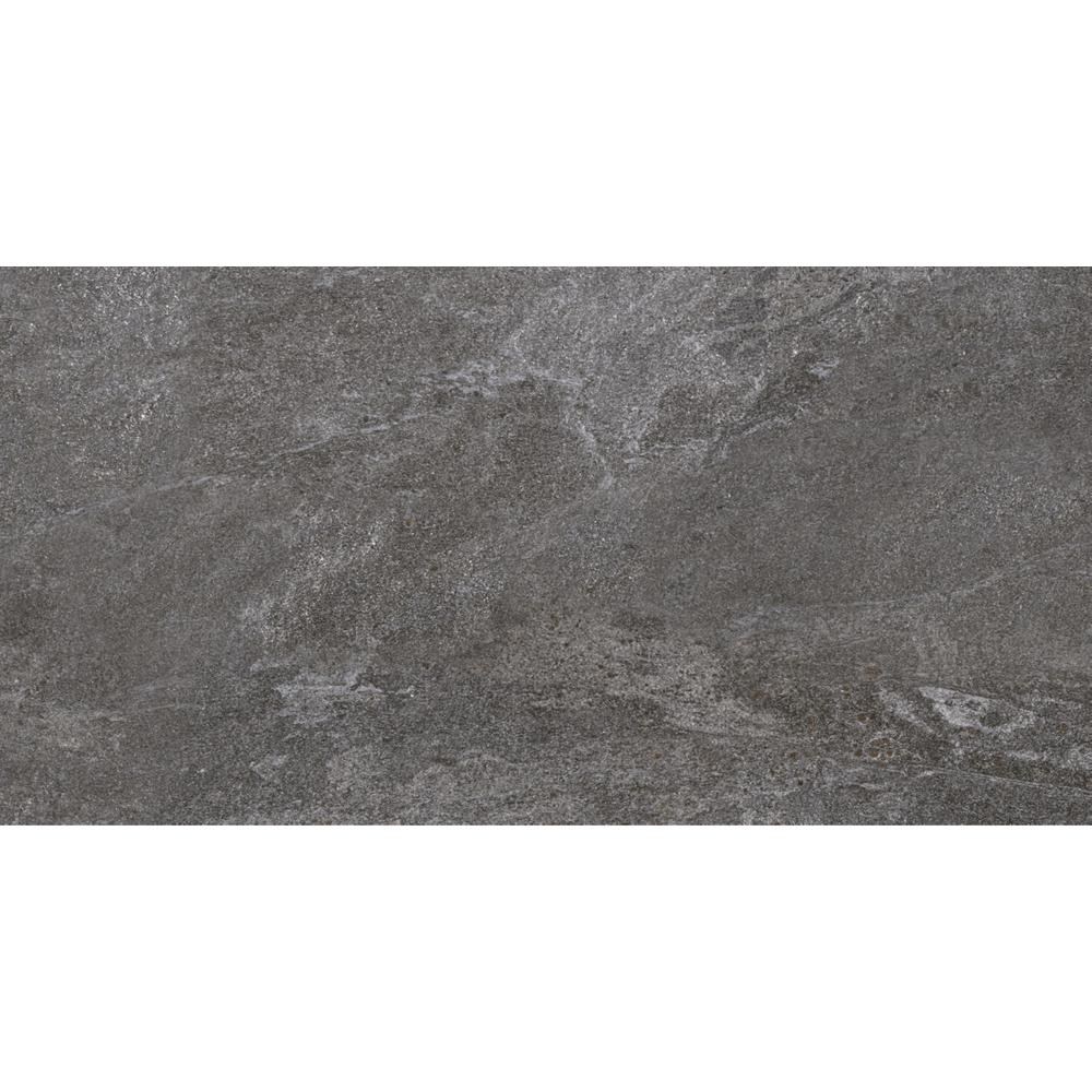 Trafficmaster Bedrock 12 In X 24 Ceramic Floor And Wall Tile 17 44