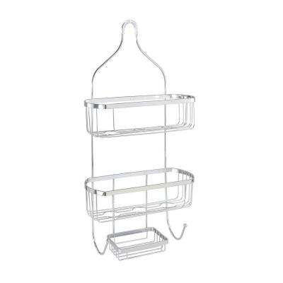 Prince Style Shower Caddy in Chrome
