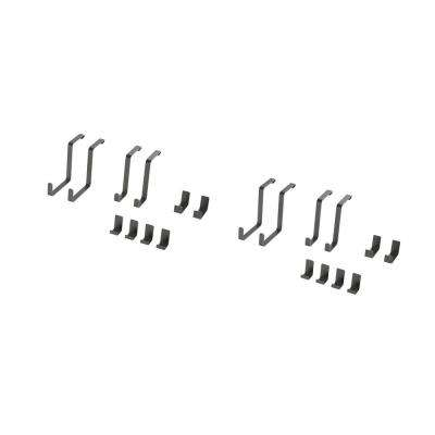 VersaRac 20-Piece Accessory Kit (2xS-Hooks, 2xJ-Hooks)