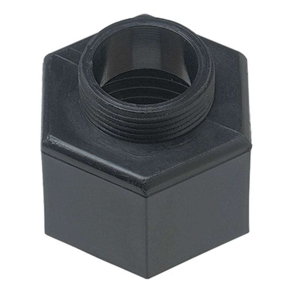 Plastic Shrub Adapter (2-Pack)