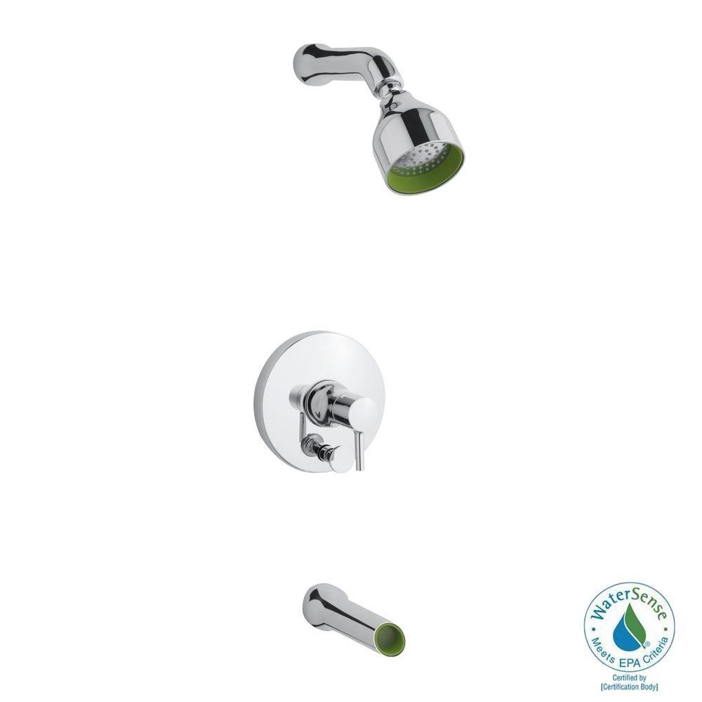 KOHLER Toobi Bath and Shower Trim in Polished Chrome