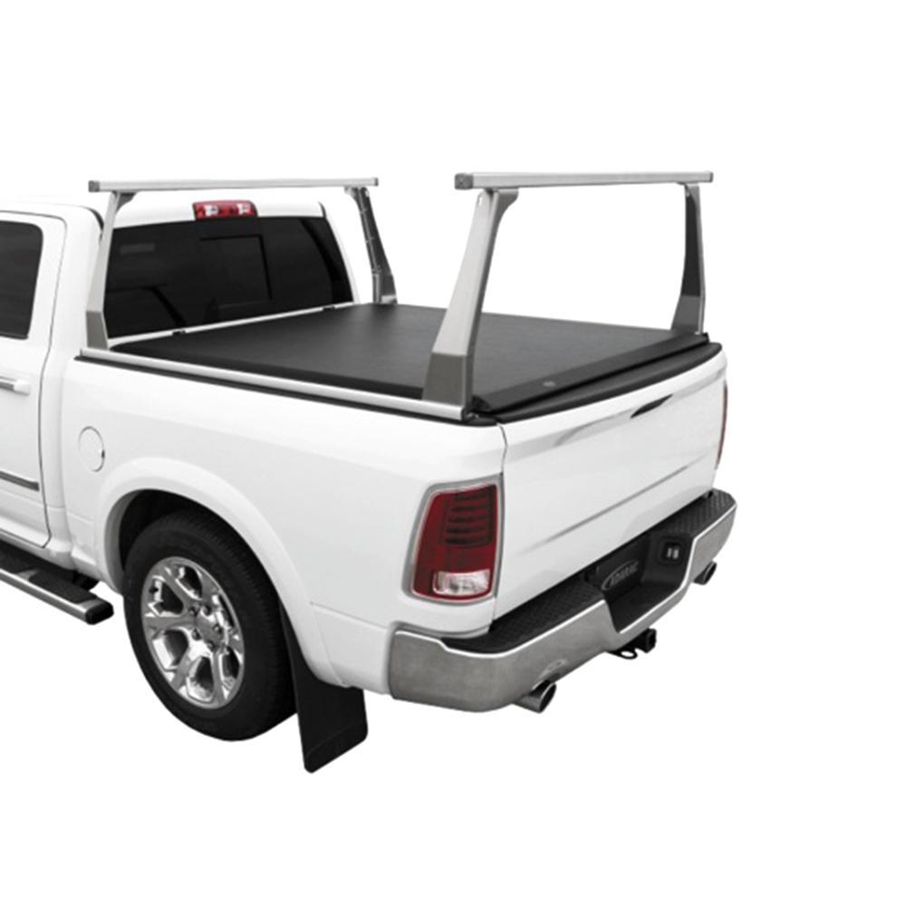 ADARAC Aluminum Series 2007-19 Toyota Tundra 8ft Bed Truck Rack