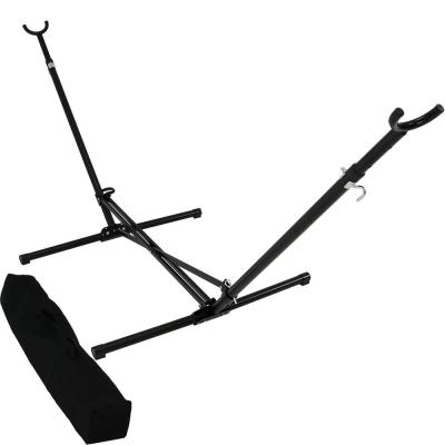 3.5 ft. Metal Folding Brazilian Hammock Stand with Carrying Bag