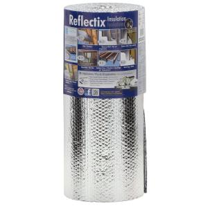 Reflectix 16 in  x 25 ft  Double Reflective Insulation Roll