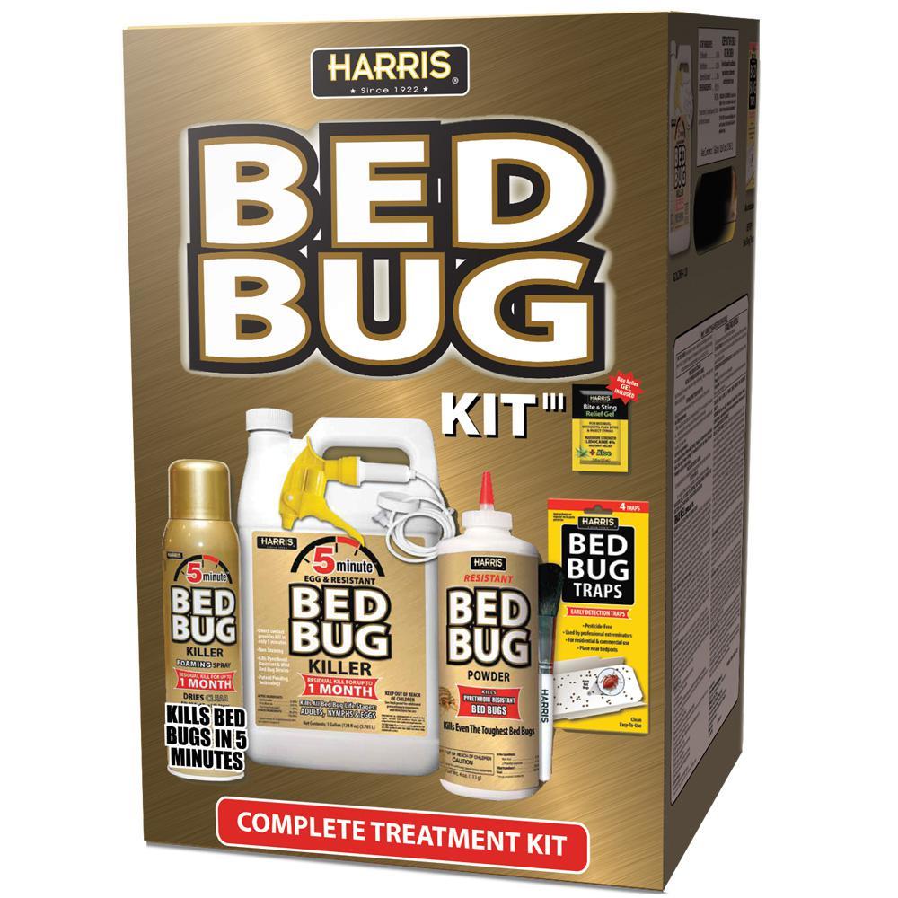 Gold Bed Bug Kit