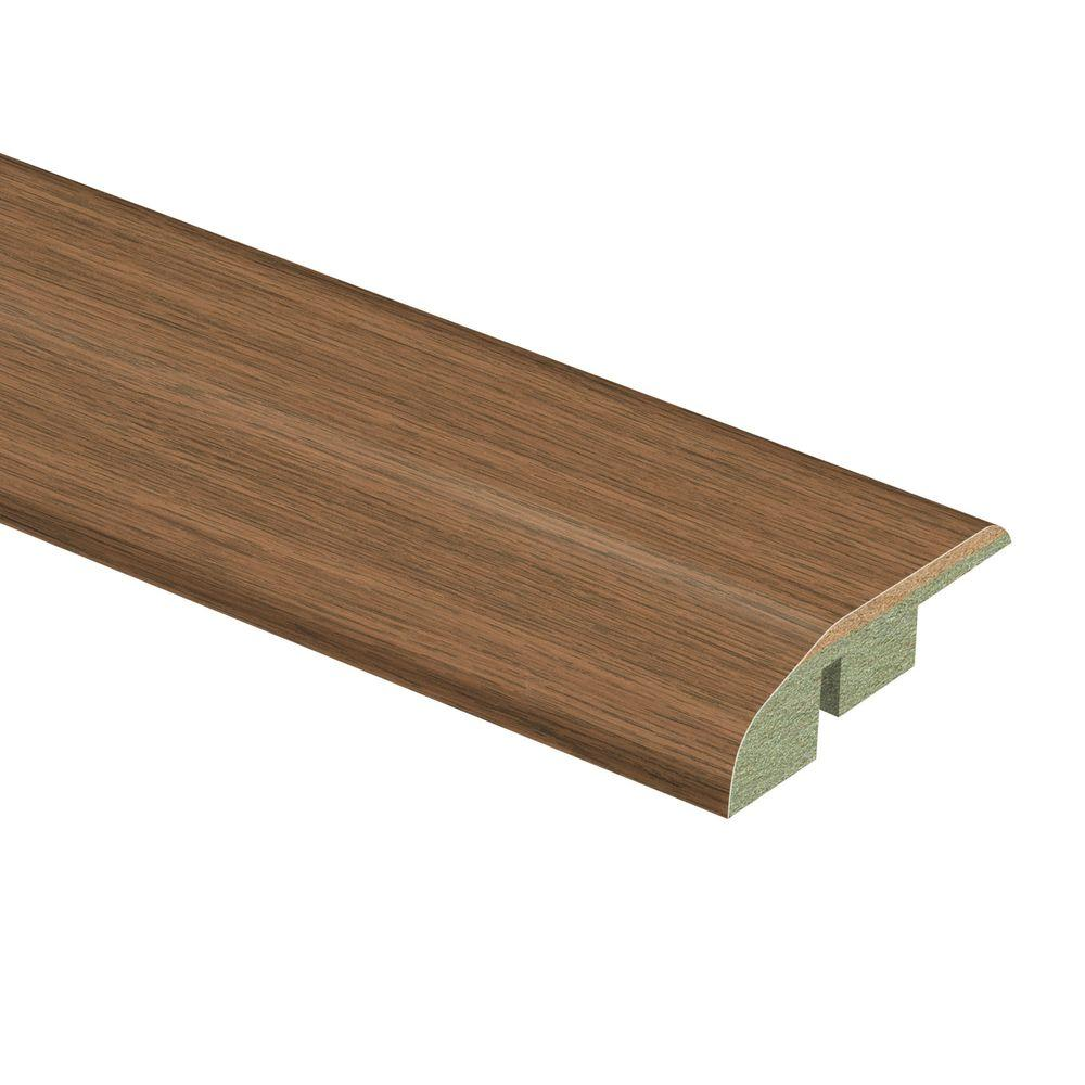 Zamma Kentucky Oak 1/2 in. Thick x 1-3/4 in. Wide x 72 in. Length Laminate Multi-Purpose Reducer Molding