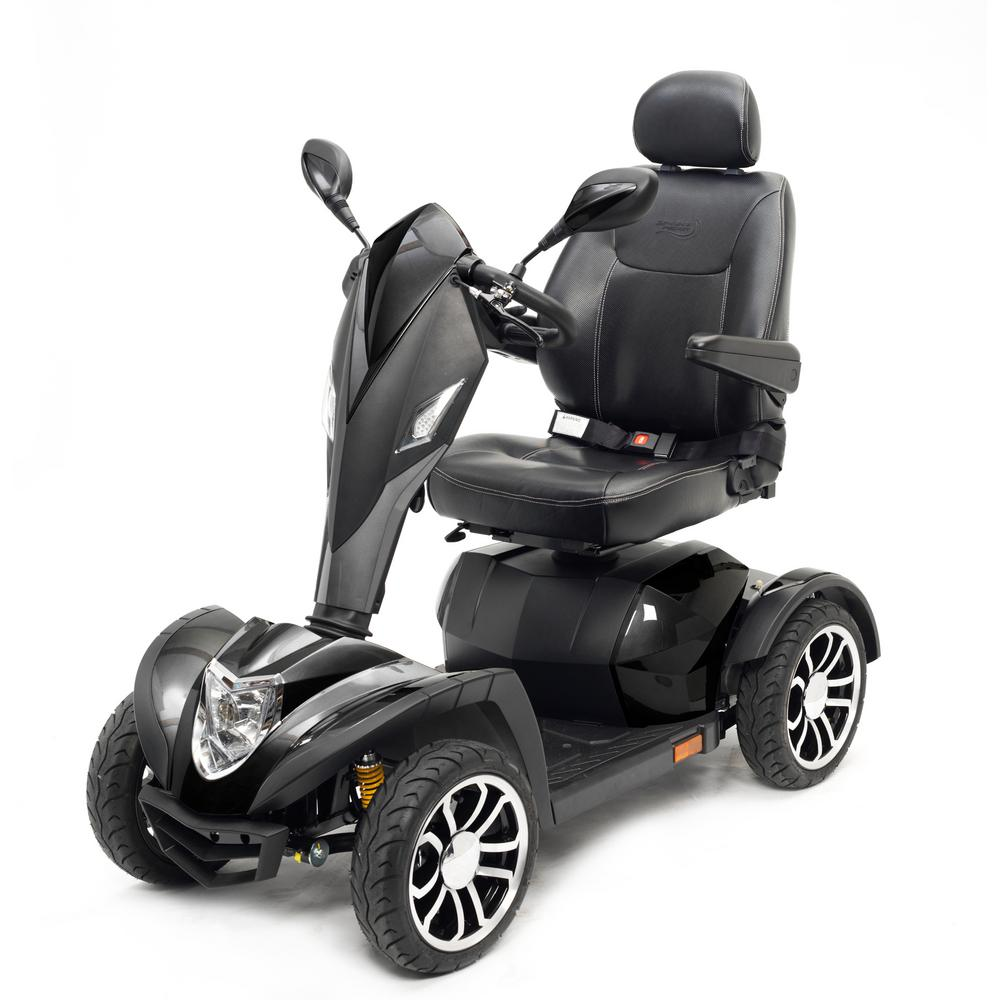 Drive Cobra GT4 Heavy Duty Power Mobility Scooter with 22...