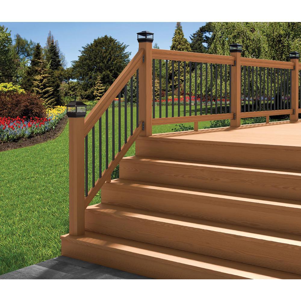 Unbranded Western Red Cedar Railing Support Wood Block (2 ...