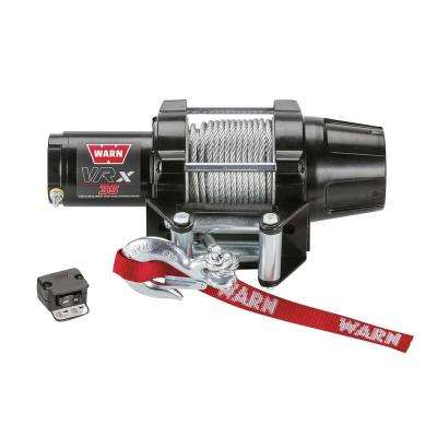 VRX 35 Series 3500 lbs. Powersport Winch with Steel Cable