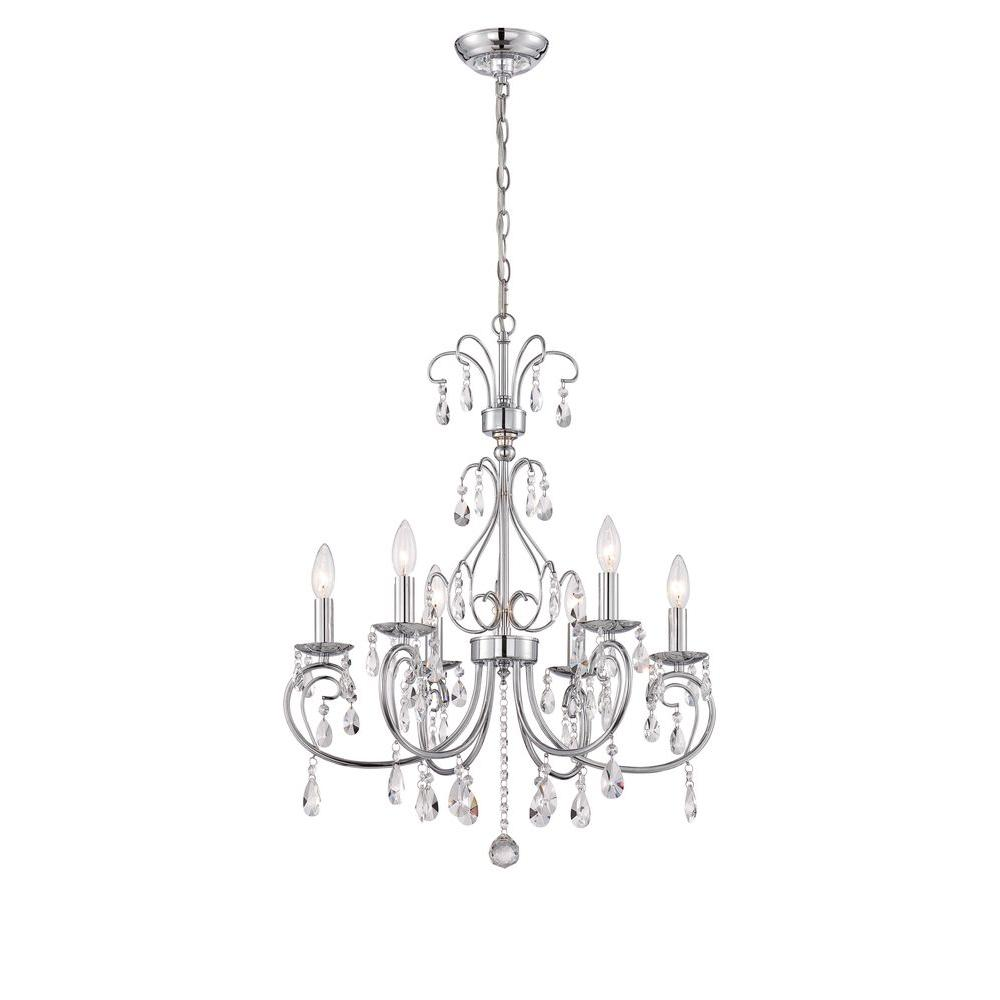 charlotte products crystal lighting with arm light ashley nursery chandelier girls clear white firefly in images kids ceiling crystals