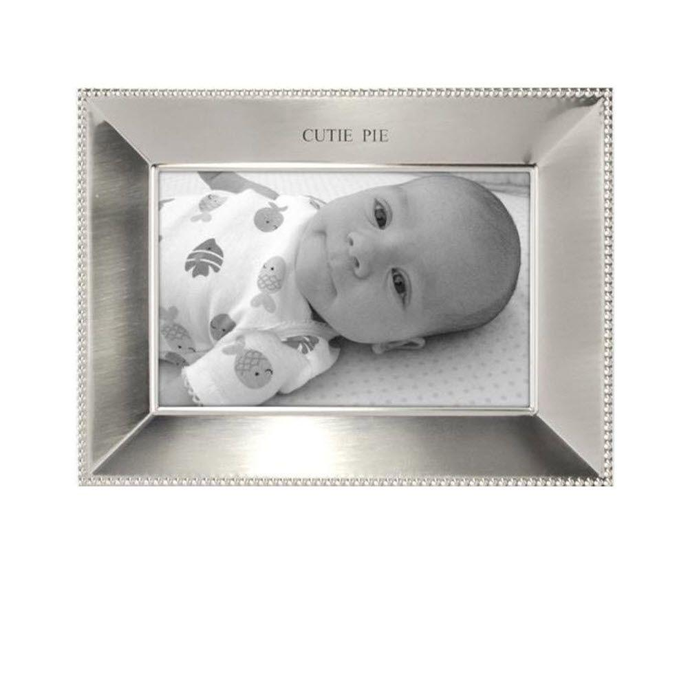 Home Decorators Collection Cutie Pie 1-Opening 4 in. x 6 in. Picture Frame