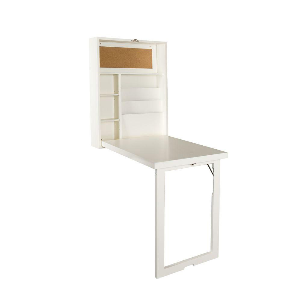 Southern Enterprises Winter White Desk