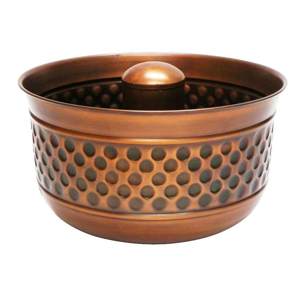Montego Hose Pot in Venetian Bronze