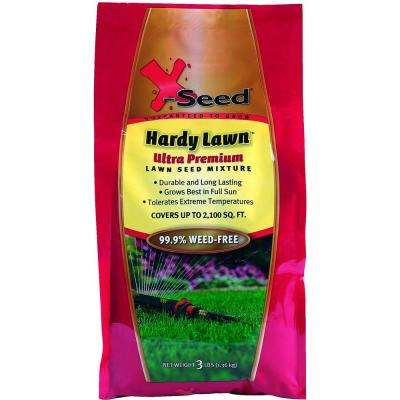 3 lb. Hardy Lawn Grass Seed