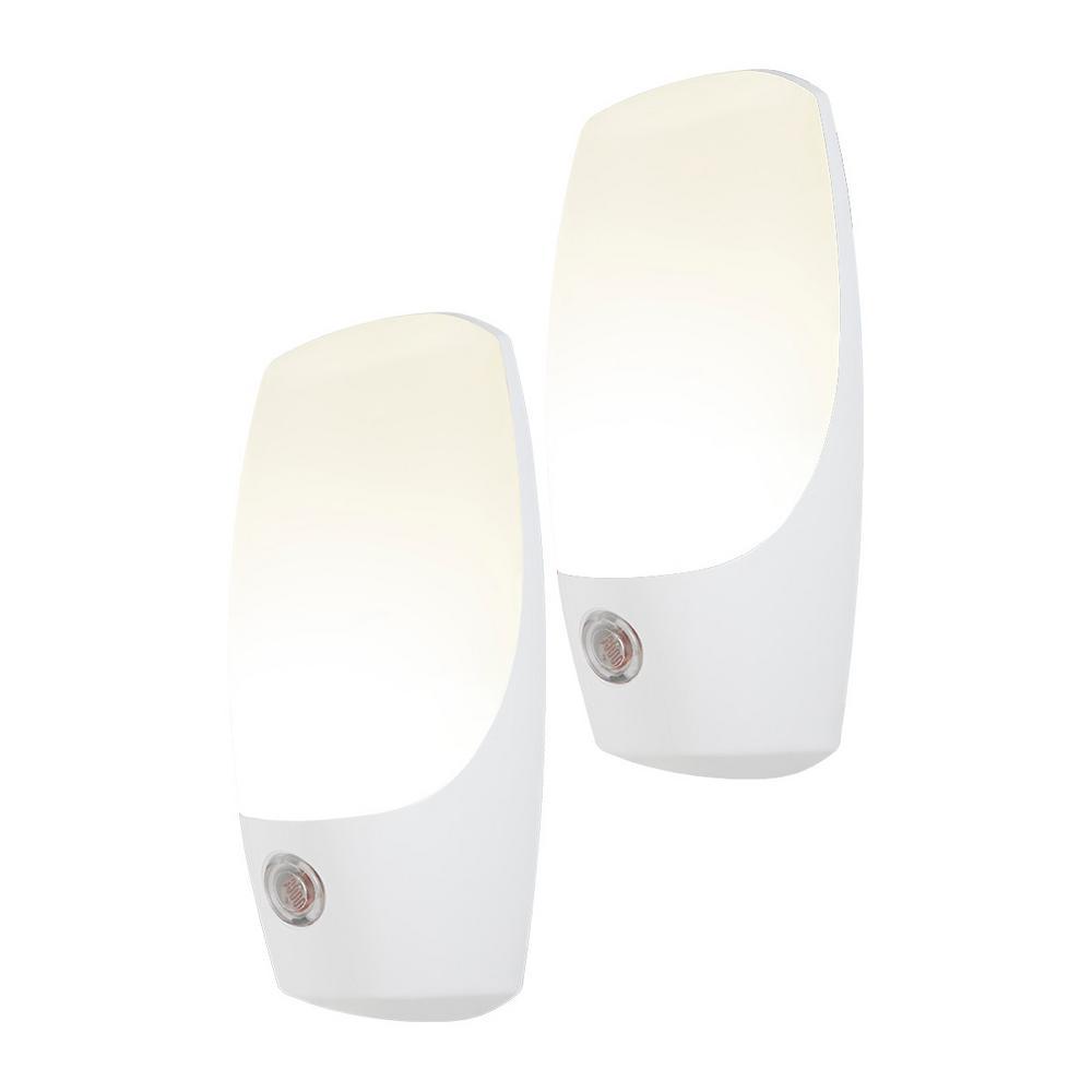 Light Sensing Plug In Led Night