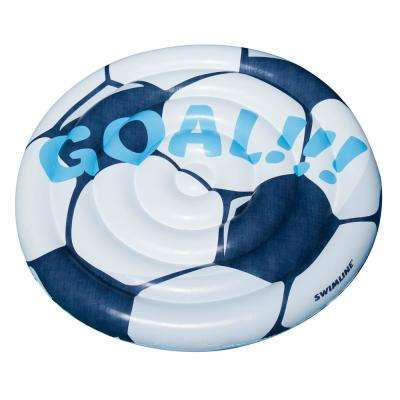 Soccer Ball Extra Large Island Pool Float