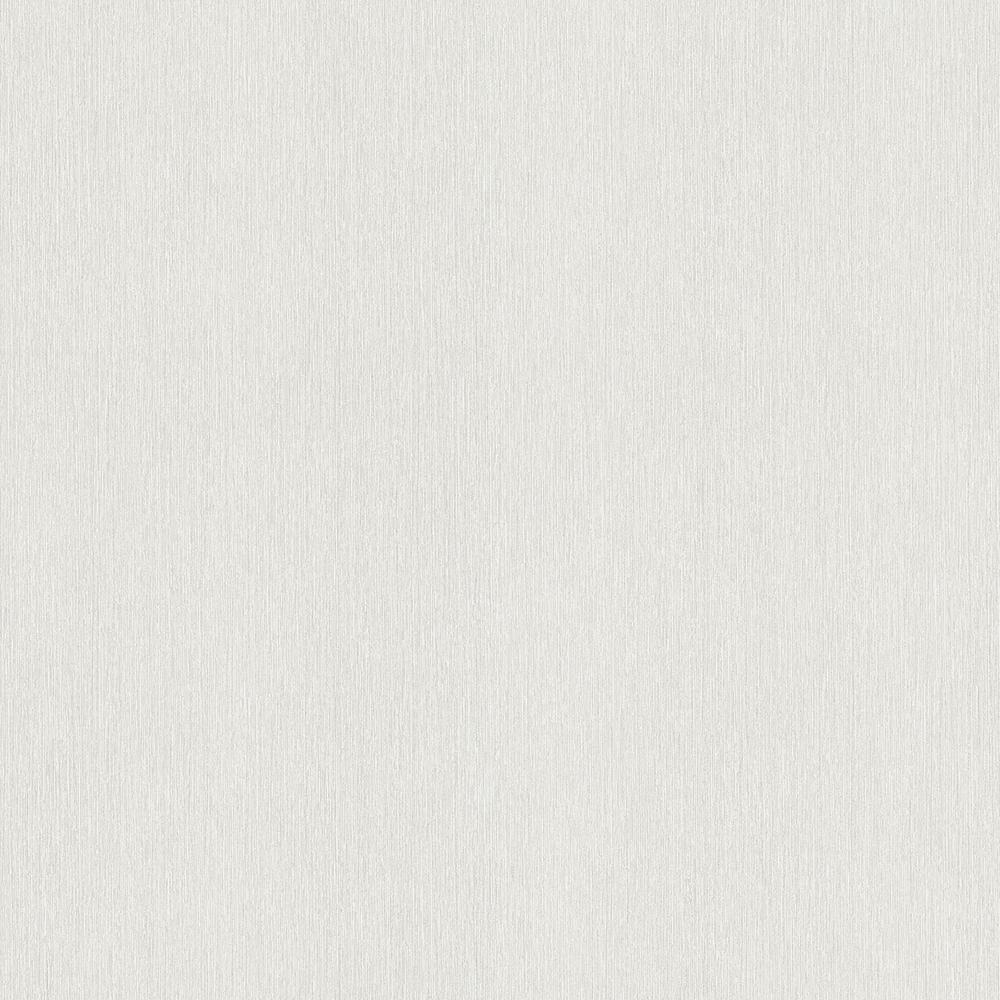 56.4 sq. ft. Zara Grey Vertical Texture Wallpaper