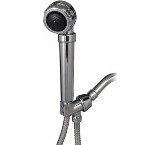 Shower Equipment All Copper Handheld Shower Head Multi-function Pressurized Spray Gun Cylindrical Portable Small Nozzle Bringing More Convenience To The People In Their Daily Life