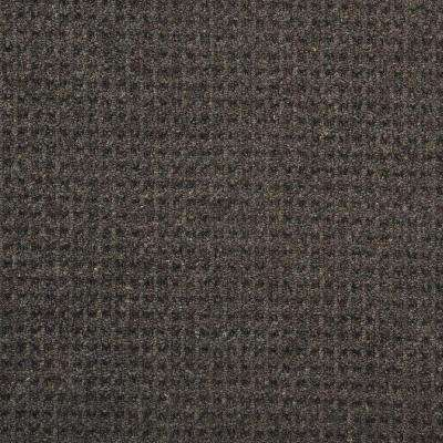 Shenadoah Coal Custom Area Rug with Pad