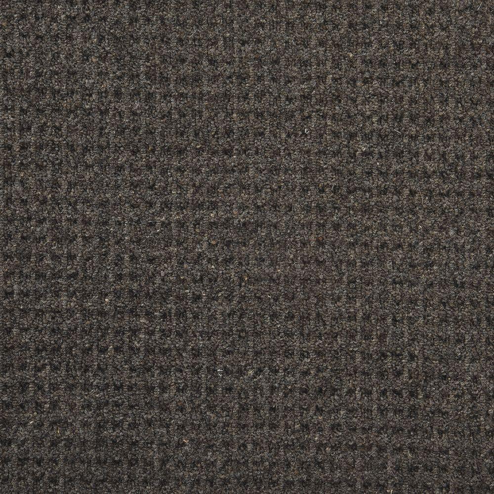 Shenadoah - Color Coal 12 ft. Loop Carpet