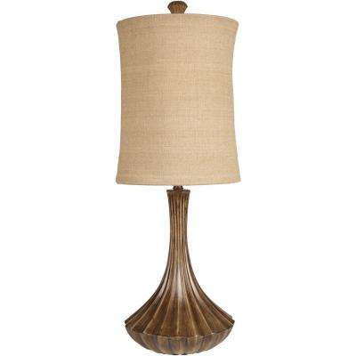 Westport 41.5 in. Carmel Table Lamp