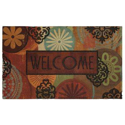 New Generation Multi 18 in. x 30 in. Doorscapes Mat