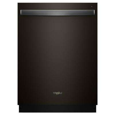 Top Control Built-In Tall Tub Dishwasher in Fingerprint Resistant Black Stainless with Fan Dry, 51 dBA