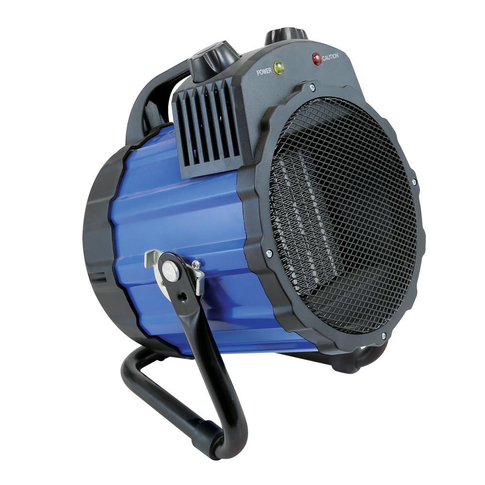 Comfort Zone 1 500 Watt Portable Ceramic Utility Heater