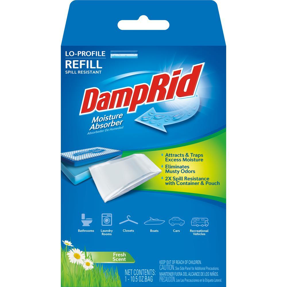 DampRid 1 Gal Odor Genie Mold Odor Destroyer Citrus Scent FG72CS