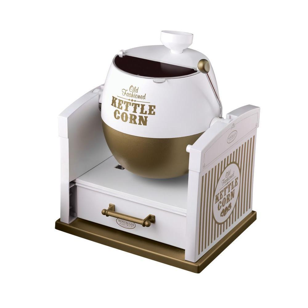 Nostalgia Electrics 12-Cup Kettle Corn Maker