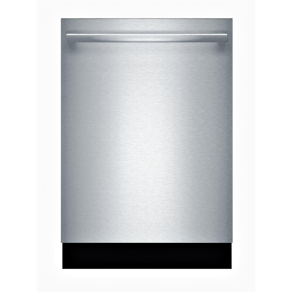100 Series Top Control Tall Tub Dishwasher in Stainless Steel with