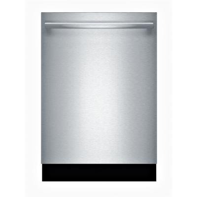 100 Series 24 in. Stainless Steel Top Control Tall Tub Dishwasher with Hybrid Stainless Steel Tub and 3rd Rack, 48dBA