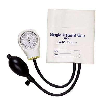 Single-Patient Use Sphygmomanometer for Adult