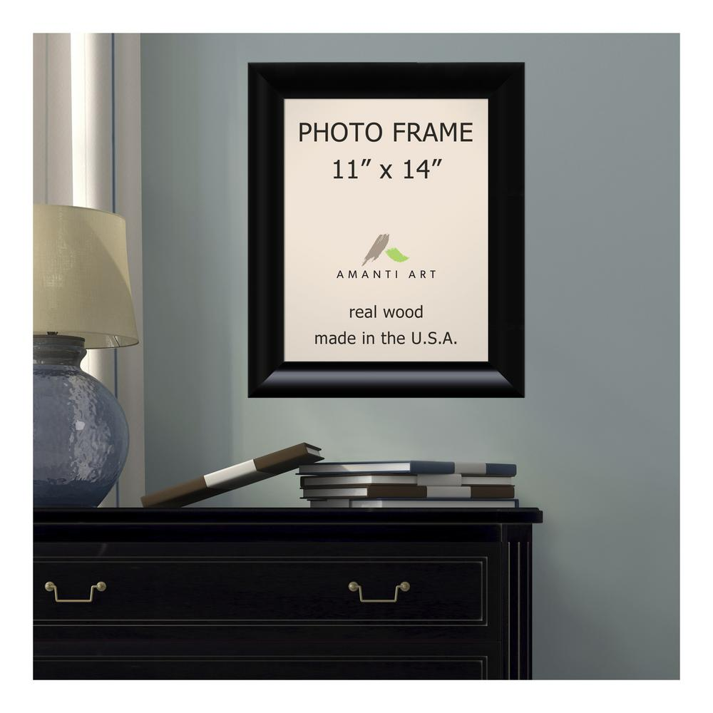 amanti art steinway 11 in x 14 in black picture frame dsw1385336 the home depot. Black Bedroom Furniture Sets. Home Design Ideas
