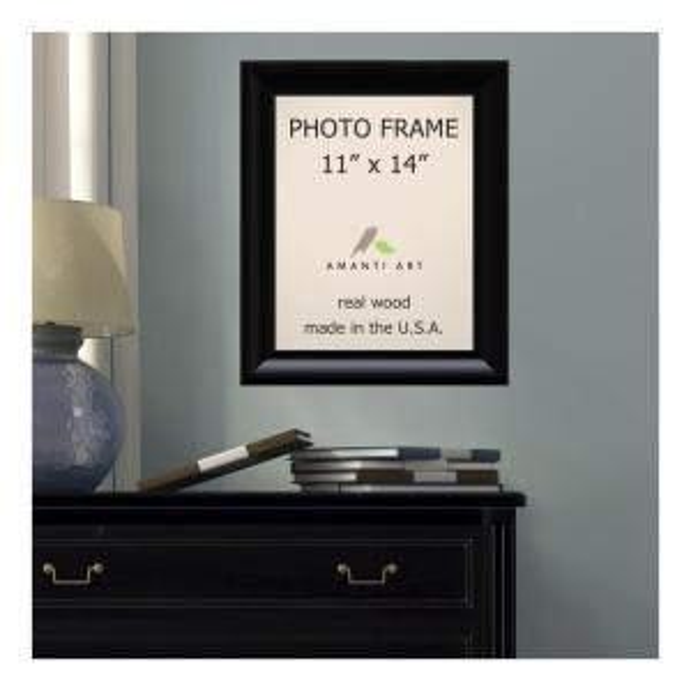 Amanti Art Steinway 11 inch x 14 inch Black Picture Frame by Amanti Art