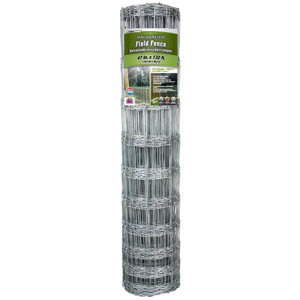 3 ft. 11 in. x 132 ft. Field Fence