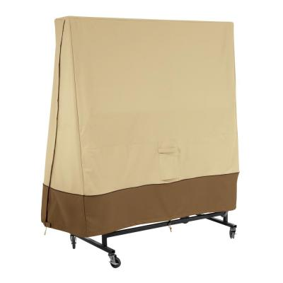 Veranda 62 in. L x 30 in. W x 63 in. H Ping Pong Table Cover