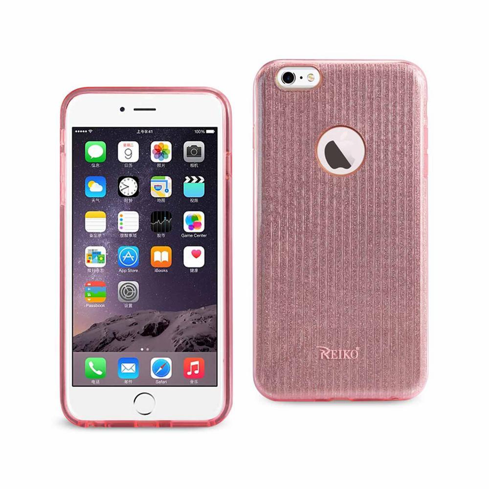 reiko iphone 6 plus 6s plus design case in pink dtpu02 iph6plsvspk the home depot. Black Bedroom Furniture Sets. Home Design Ideas